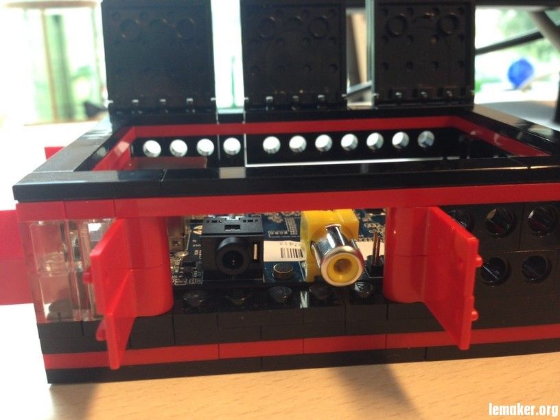 Lego Case Real Pic #05